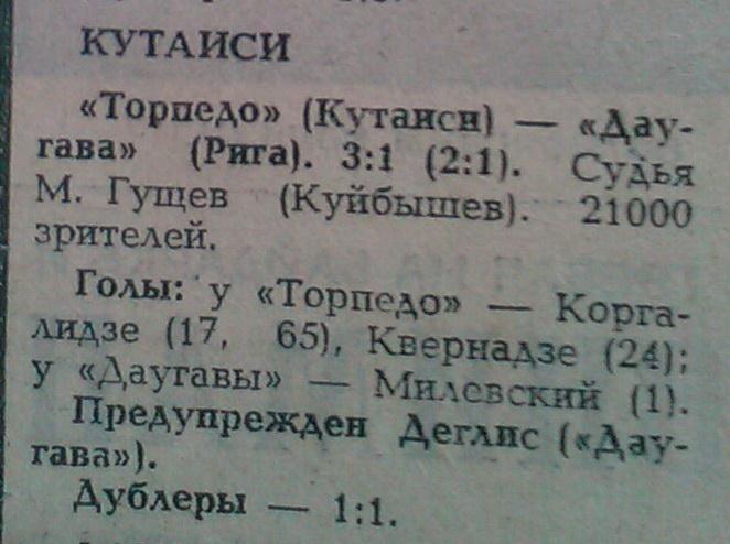 Ретро-футбол «Торпедо»  80-ые годы История,Футбол,СССР