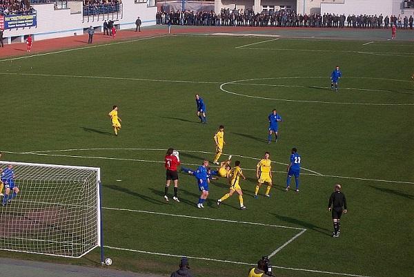 Динамо (Брянск) - Металлург-Кузбасс (Новокузнецк) 3:1