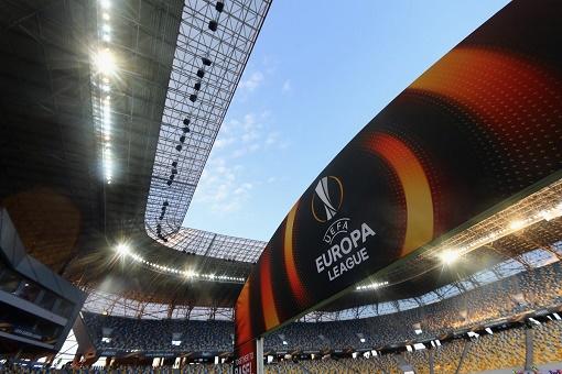 Динамо в Лиге Европы!