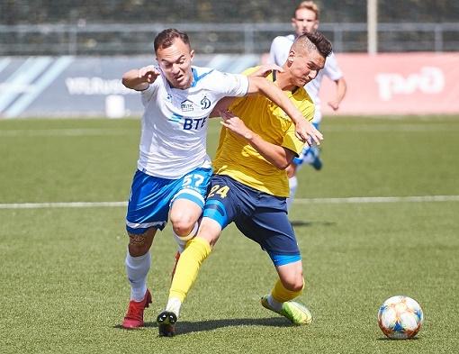 «Динамо-2» - «Строгино» 0:1