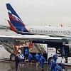 «Динамо» улетело в Екатеринбург