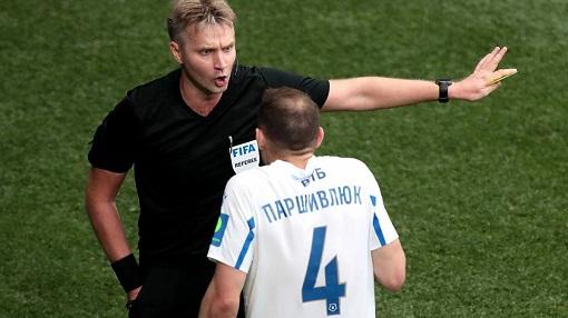 Арбитр С.Лапочкин