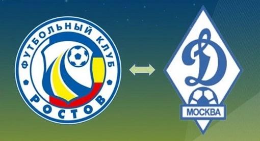 «Динамо» vs «Ростов»