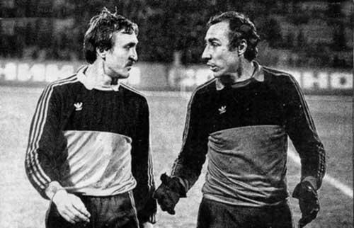 Виктор Чанов и Вячеслав Чанов