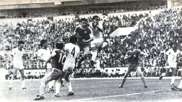 Динамо (Тбилиси) - Арарат (Ереван) 0:0