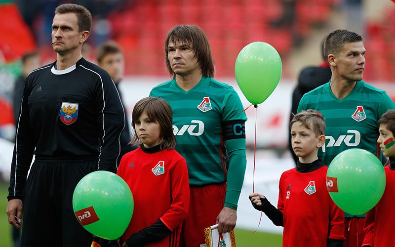 Локомотив (Москва) - Оренбург (Оренбург) 4:0