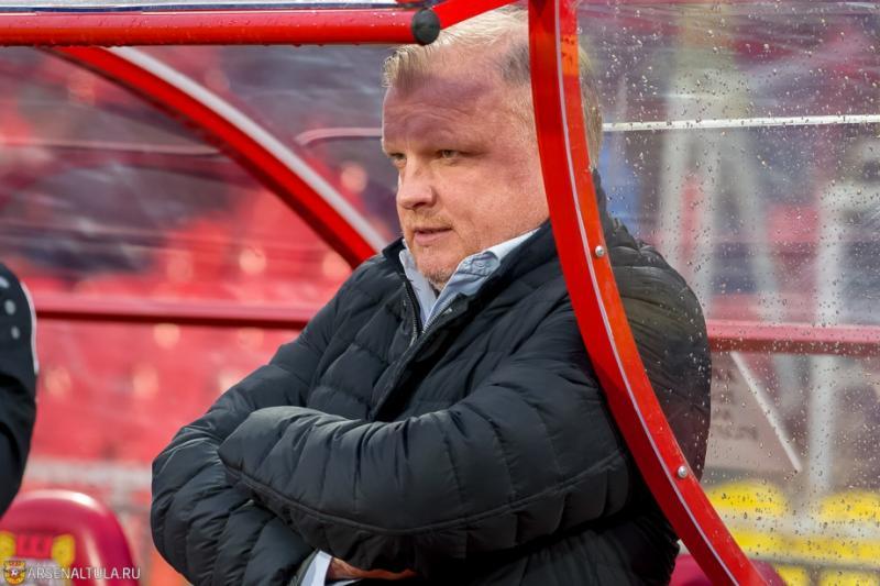 Арсенал (Тула) - Амкар (Пермь) 0:0. Нажмите, чтобы посмотреть истинный размер рисунка