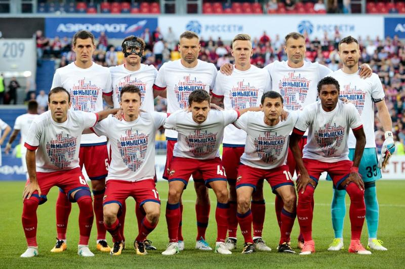 ЦСКА (Москва) - Локомотив (Москва) 1:3. Нажмите, чтобы посмотреть истинный размер рисунка