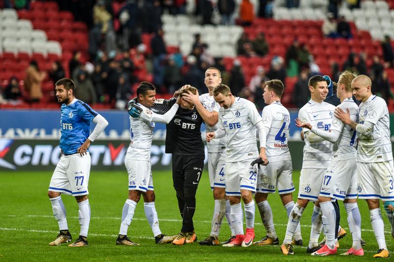 Рубин (Казань) - Динамо (Москва) 0:0