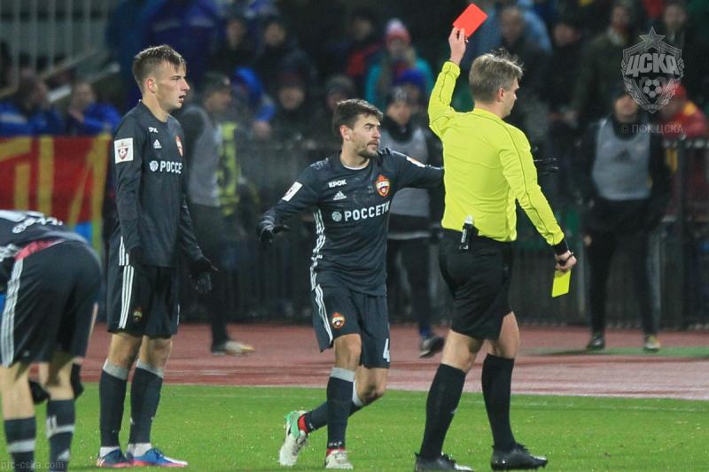 Арсенал (Тула) - ЦСКА (Москва) 1:0. Нажмите, чтобы посмотреть истинный размер рисунка