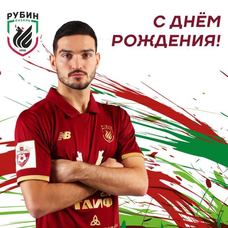 Рубин (Казань) - Зенит (Санкт-Петербург) 0:0. Нажмите, чтобы посмотреть истинный размер рисунка