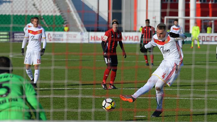Амкар (Пермь) - Арсенал (Тула) 0:2