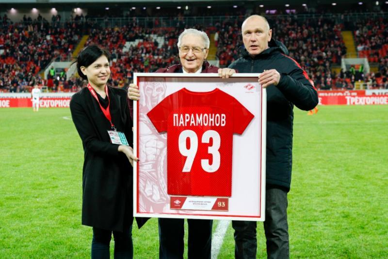 Спартак (Москва) - СКА-Хабаровск (Хабаровск) 1:0. Нажмите, чтобы посмотреть истинный размер рисунка