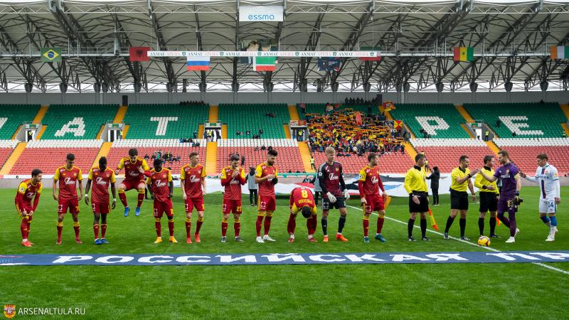 Арсенал (Тула) - ЦСКА (Москва) 2:0. Нажмите, чтобы посмотреть истинный размер рисунка