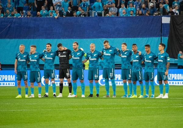 Зенит (Санкт-Петербург) - Рубин (Казань) 5:0
