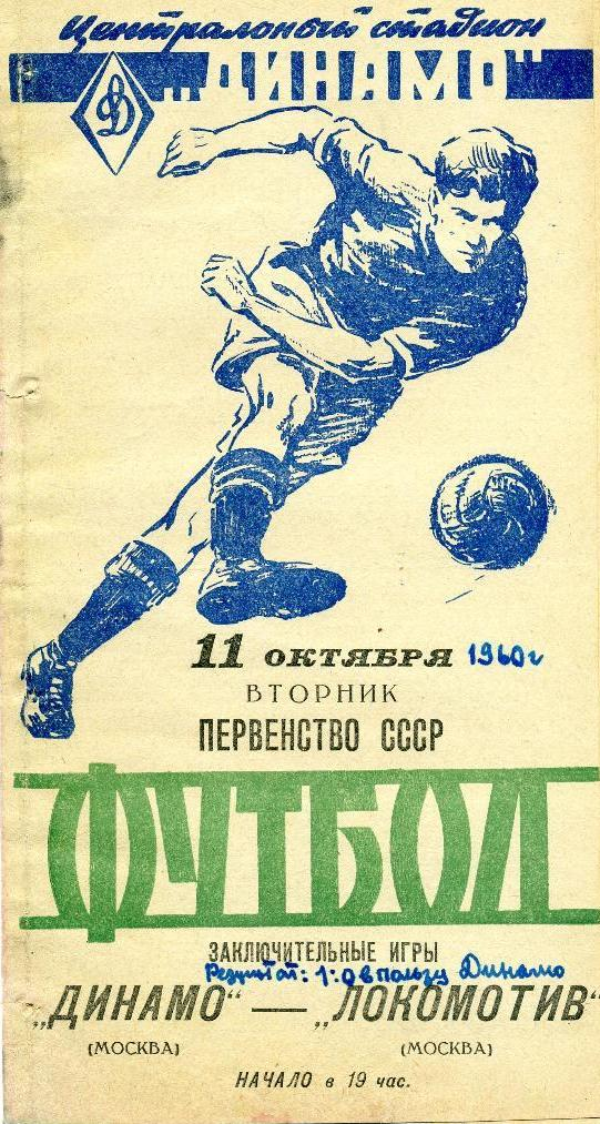 Динамо (Москва) - Локомотив (Москва) 1:0