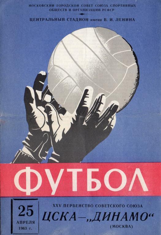 ЦСКА (Москва) - Динамо (Москва) 0:0