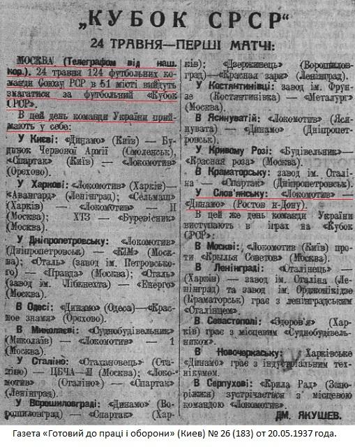 Локомотив (Славянск) - Динамо (Ростов-на-Дону) 0:6