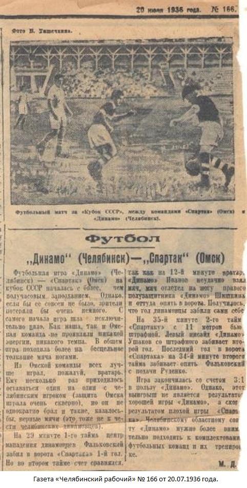 Динамо (Челябинск) - Спартак (Омск) 3:1