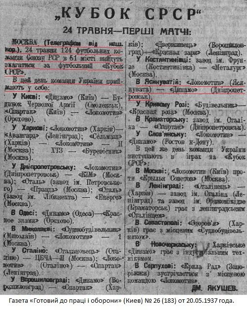 Локомотив (Ясиноватая) - Динамо (Днепропетровск) 0:6