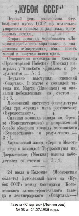Спартак old (Иваново) - Локомотив-2 (Москва) 1:6