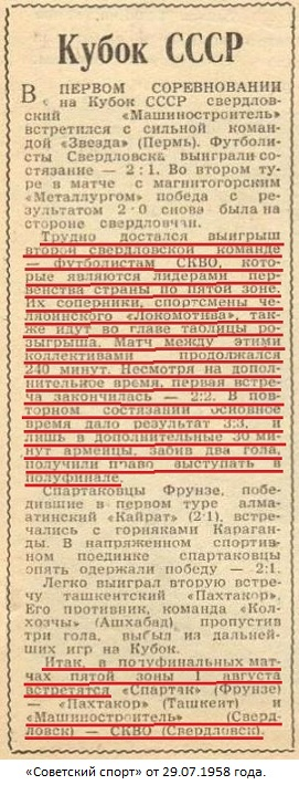 Локомотив (Челябинск) - СКВО (Свердловск) 3:5 д.в.