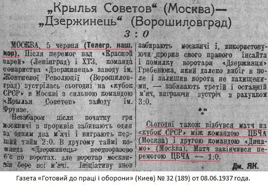 ЦДКА (Москва) - Динамо-2 (Москва) 1:0