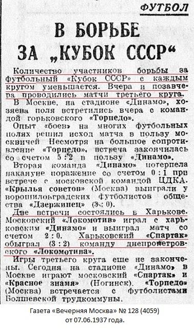 Спартак (Харьков) - Локомотив (Днепропетровск) 3:2 д.в.