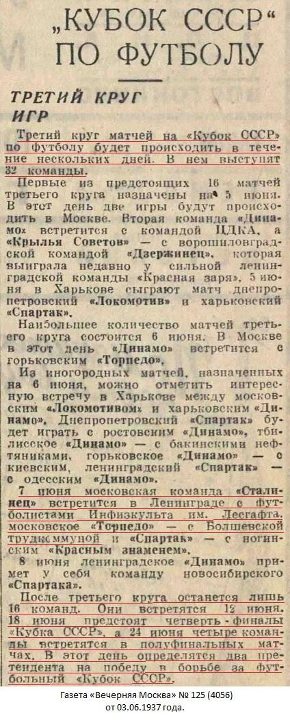 Торпедо (Москва) - Динамо - трудовая коммуна № 1 (Болшево) 2:1