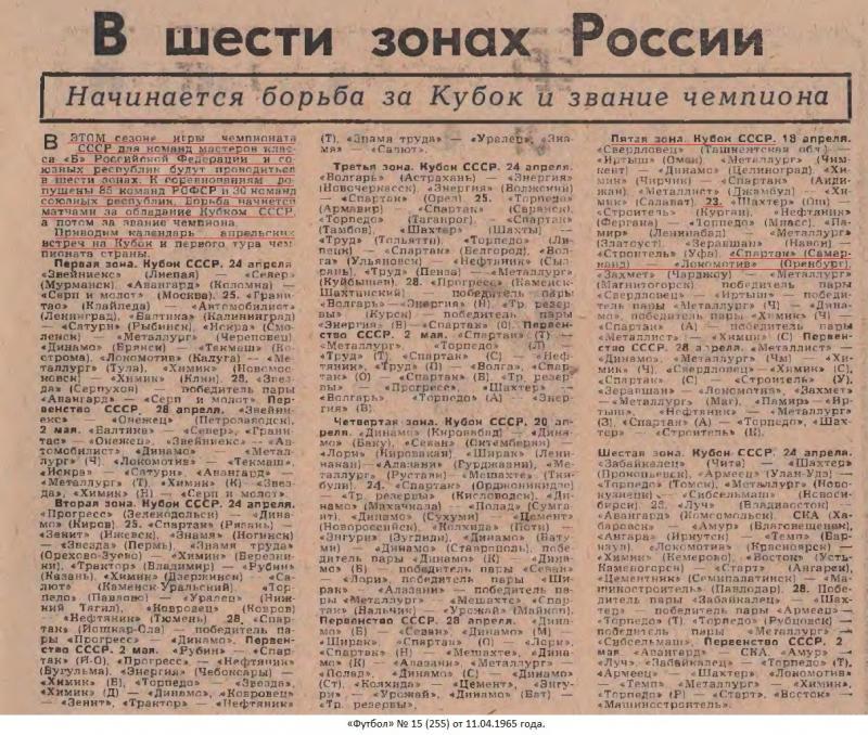 Спартак (Самарканд) - Локомотив (Оренбург) 2:0. Нажмите, чтобы посмотреть истинный размер рисунка