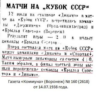 Динамо (Воронеж) - Спартак (Воронеж) 4:0