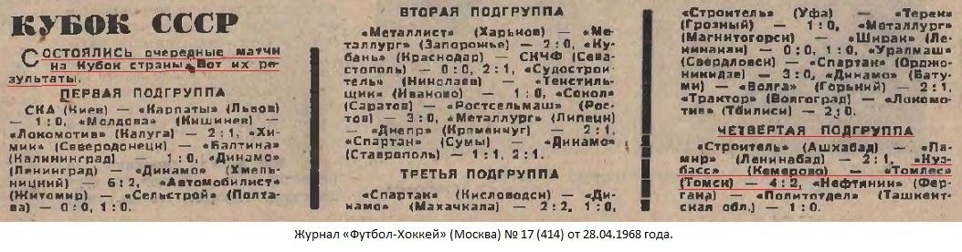 Кузбасс (Кемерово) - Томлес (Томск) 4:2 д.в.. Нажмите, чтобы посмотреть истинный размер рисунка