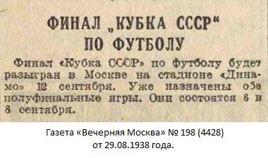 Электрик (Ленинград) - Динамо (Тбилиси) 2:1
