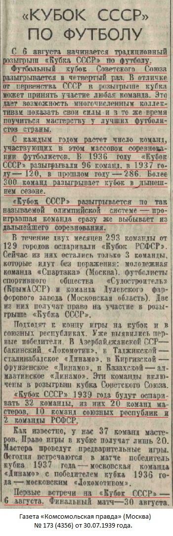 Локомотив (Москва) - Сталинец (Москва) 1:0