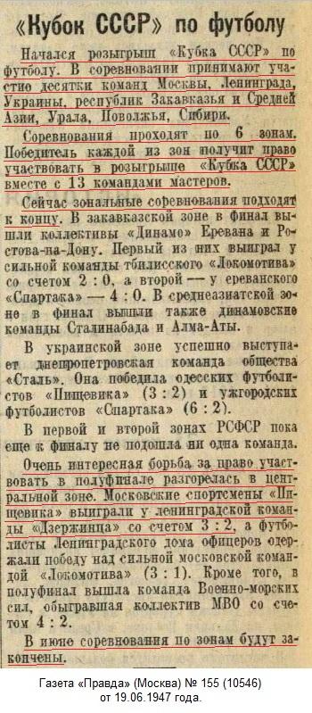 Дзержинец (Ленинград) - Пищевик (Москва) 2:1