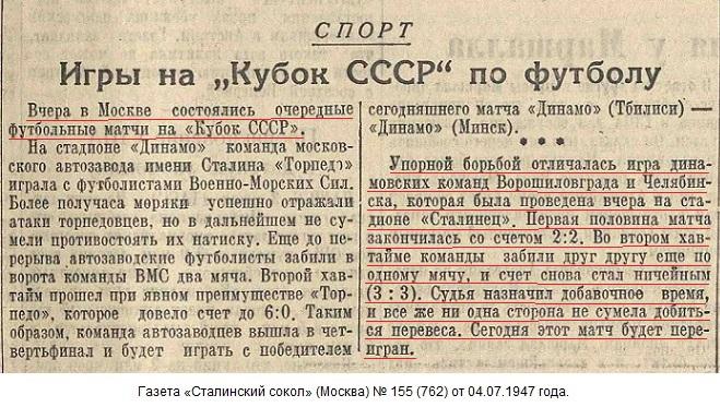 Динамо (Ворошиловград) - Динамо (Челябинск) 3:3 д.в.