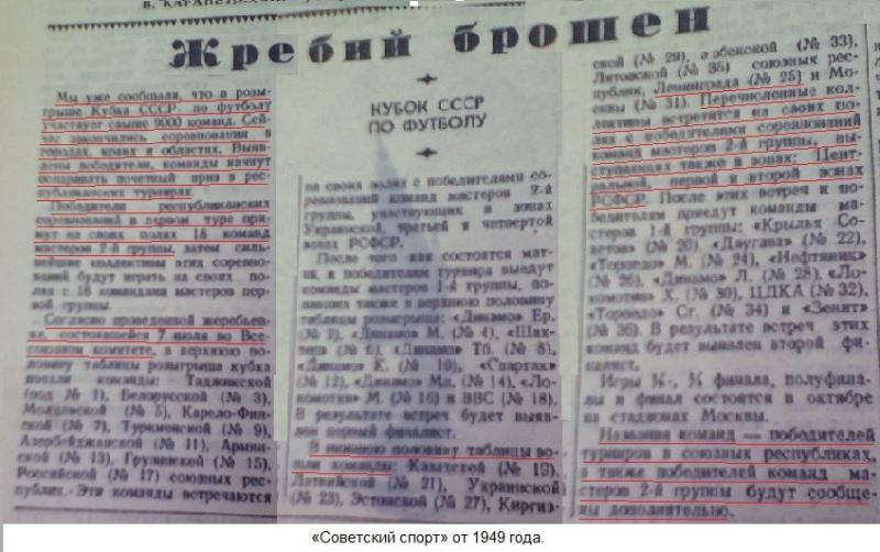 Завод Прогресс (Ленинград) - ДО (Свердловск) 2:1. Нажмите, чтобы посмотреть истинный размер рисунка