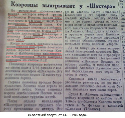 Локомотив (Кишинёв) - Зенит (Ковров) 2:7