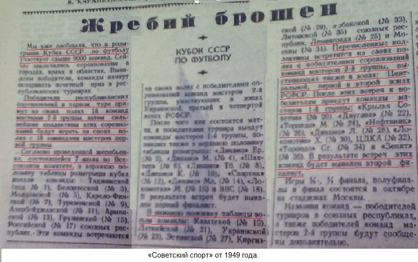Завод Прогресс (Ленинград) - Нефтяник (Баку) 1:3. Нажмите, чтобы посмотреть истинный размер рисунка