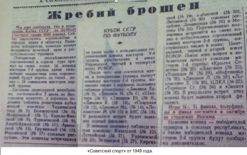 Зенит (Ковров) - Динамо (Тбилиси) 0:4. Нажмите, чтобы посмотреть истинный размер рисунка
