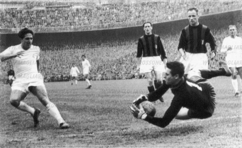 Реал Мадрид (Испания) - Милан (Италия) 4:2. Нажмите, чтобы посмотреть истинный размер рисунка