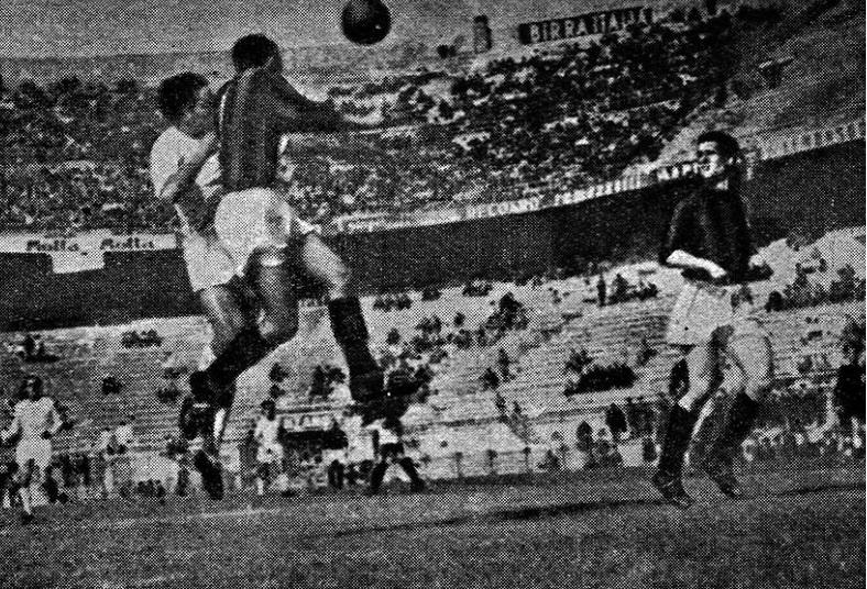 Милан (Италия) - Реал Мадрид (Испания) 2:1
