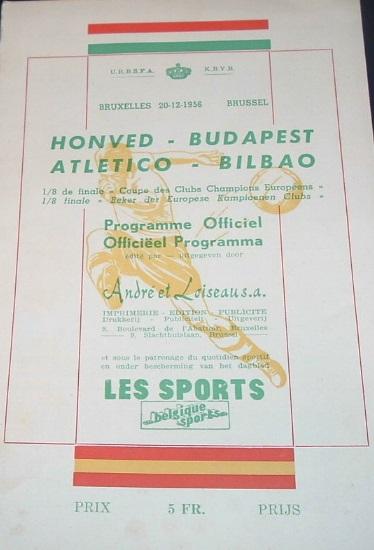 Гонвед (Венгрия) - Атлетик Бильбао (Испания) 3:3