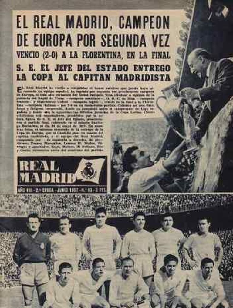 Реал Мадрид (Испания) - Фиорентина (Италия) 2:0