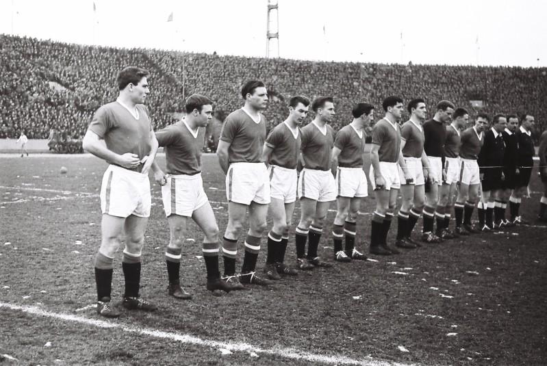Црвена Звезда (Югославия) - Манчестер Юнайтед (Англия) 3:3