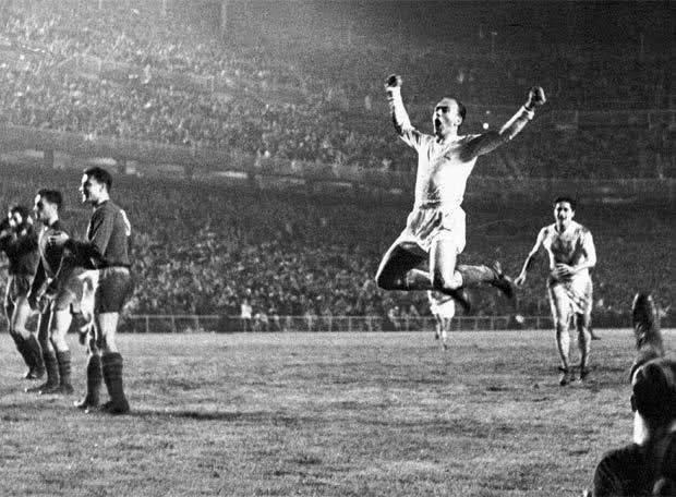 Реал Мадрид (Испания) - Вашаш (Венгрия) 4:0