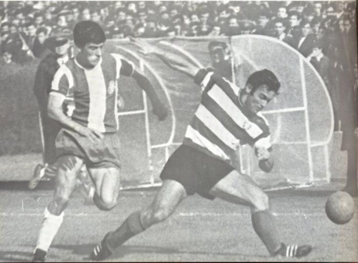 Спортинг Лиссабон (Португалия) - ДОС Утрехт (Голландия) 2:1