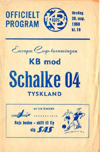 КБ Копенгаген (Дания) - Шальке 04 (Германия) 3:0