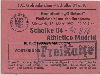 Шальке 04 (Германия) - Атлетико (Испания) 1:1