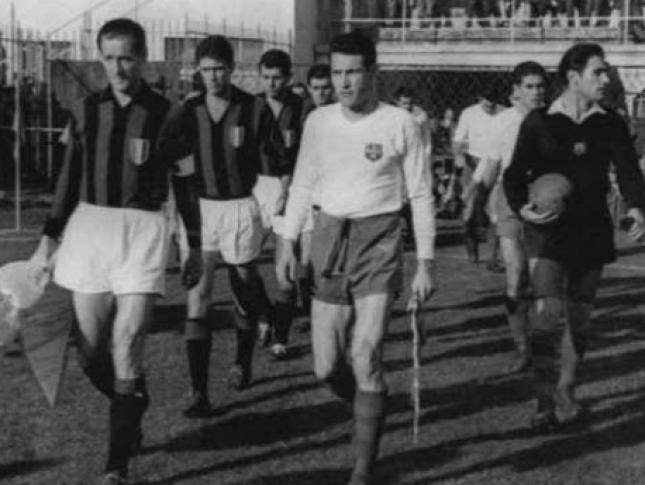 Милан (Италия) - Барселона (Испания) 0:2